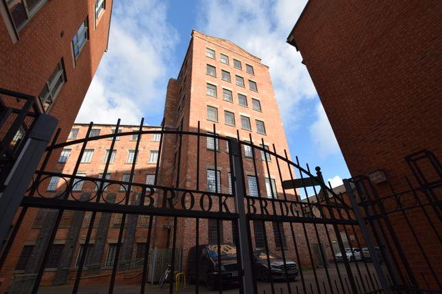 Thumbnail Flat for sale in Brookbridge Court, Derby