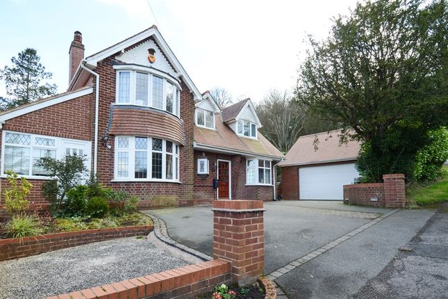 Thumbnail Detached house for sale in Reservoir Road, Cofton Hackett, Birmingham