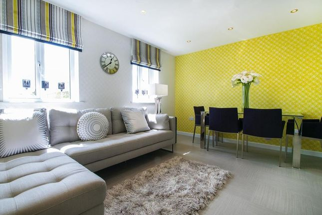 "Thumbnail End terrace house for sale in ""Turnberry"" at Kintore Road, Glasgow"