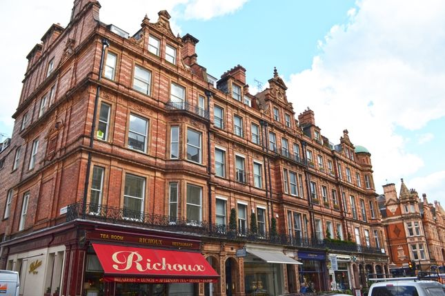 Thumbnail Flat to rent in South Audley Street, London