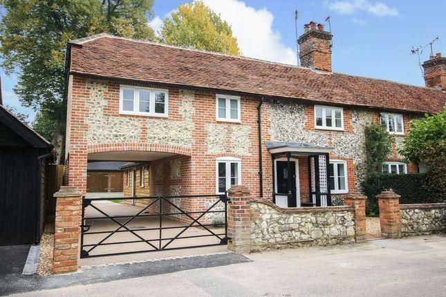 Thumbnail Semi-detached house for sale in Ferry Lane, Medmenham, Marlow