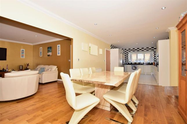 Thumbnail Detached house for sale in Copper Beech Close, Sittingbourne, Kent
