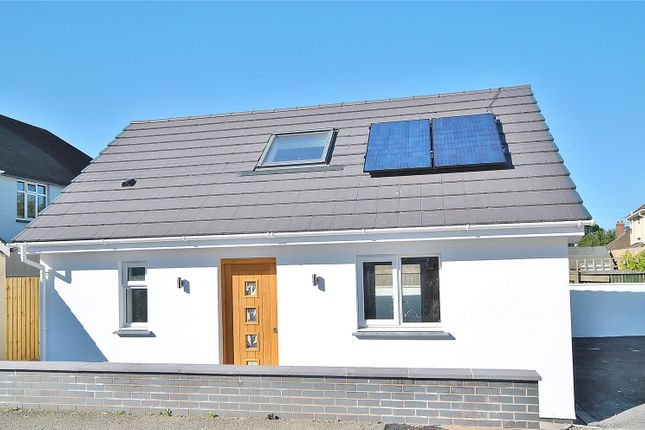 Thumbnail Bungalow for sale in Chestwood Close, Sticklepath, Barnstaple