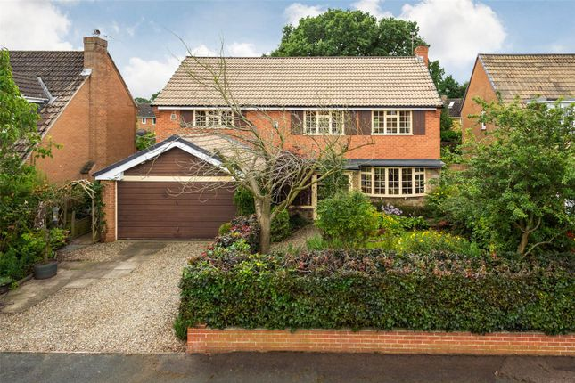 Thumbnail Detached house for sale in Oak Tree Way, Strensall, York, North Yorkshire
