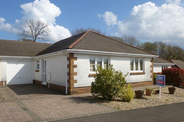 Thumbnail Detached bungalow for sale in Clos Nant-Y-ci, Saron, Ammanford, Carmarthenshire.