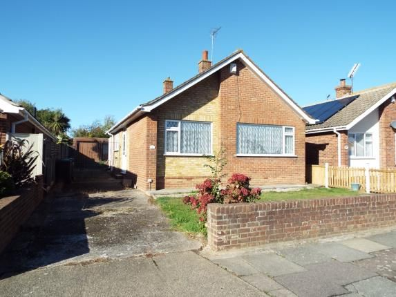 Thumbnail Bungalow for sale in Burnan Road, Whitstable, Kent