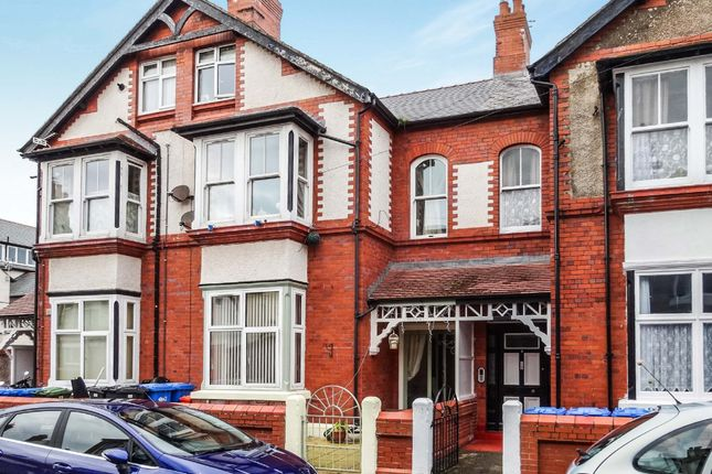 Thumbnail Terraced house for sale in Morlan Park, Rhyl, Duplicate