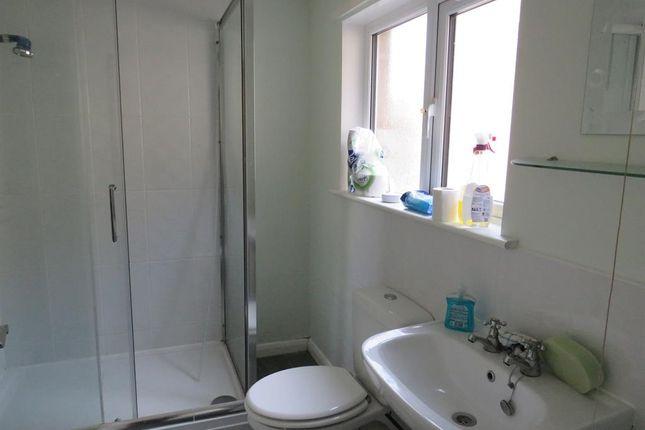 Shower Room of Lonsdale Terrace, Crosby Villa, Maryport CA15