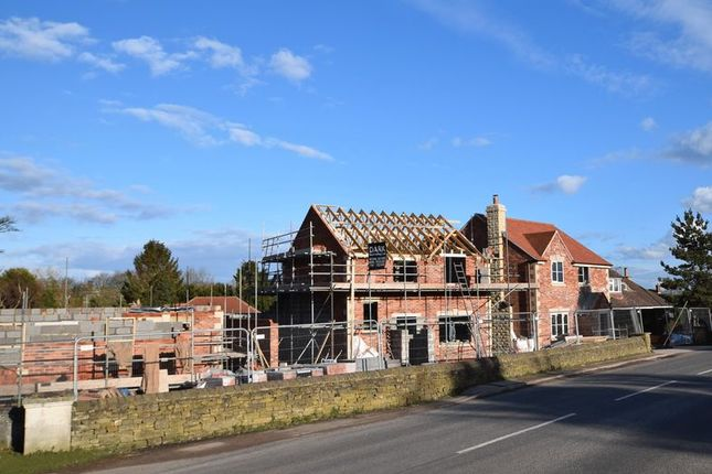 Thumbnail Detached house for sale in Sutton Lane, Sutton Scarsdale, Chesterfield