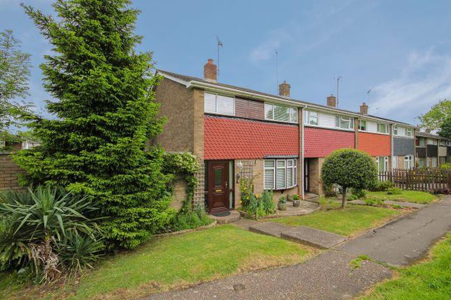 Thumbnail End terrace house for sale in Falstones, Lee Chapel North, Basildon