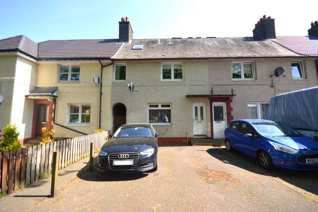 Thumbnail 3 bed terraced house for sale in Queensferry Road, Rosyth, Dunfermline