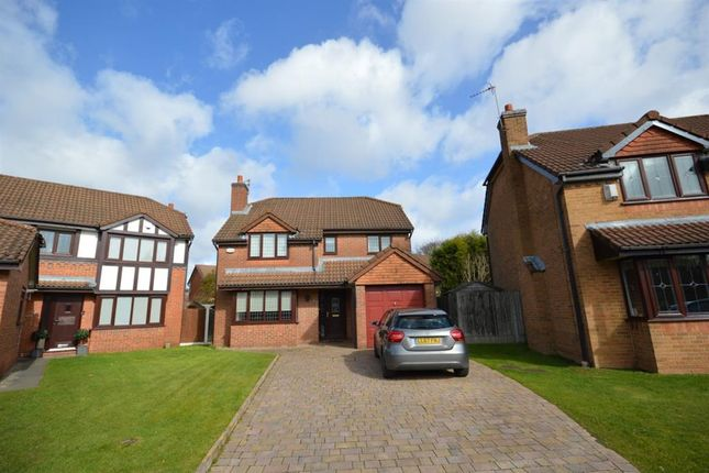 Thumbnail Detached house to rent in Averhill, Worsley