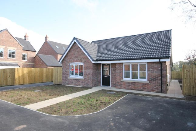 Thumbnail Detached bungalow for sale in Leeming Gate, Leeming Bar, Northallerton