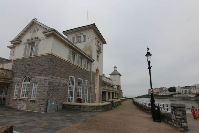 Thumbnail Flat to rent in Knightstone Theatre, Knightstone Causeway, Weston-Super-Mare