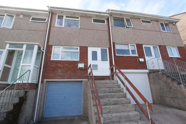 Thumbnail Terraced house to rent in Grantley Gardens, Plymouth