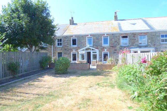 Thumbnail Terraced house for sale in Eureka Vale, Perranporth