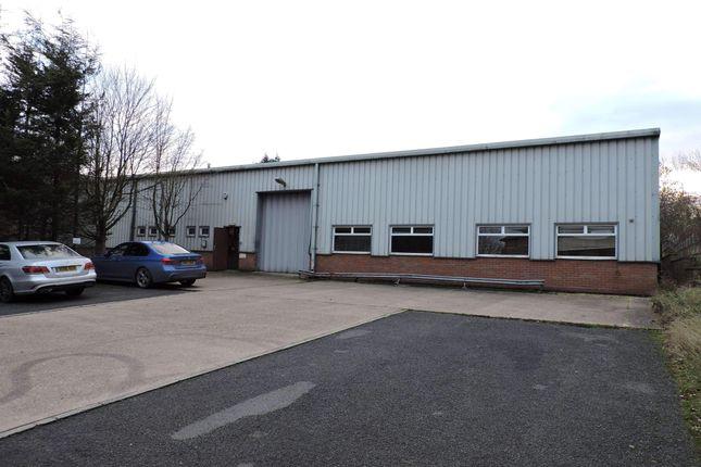 Thumbnail Warehouse to let in Kings Close, Birmingham Road, Mappleborough Green, Studley