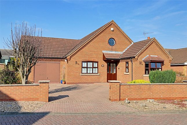 Thumbnail Detached house for sale in Goddard Close, Barton-Upon-Humber, Lincolnshire