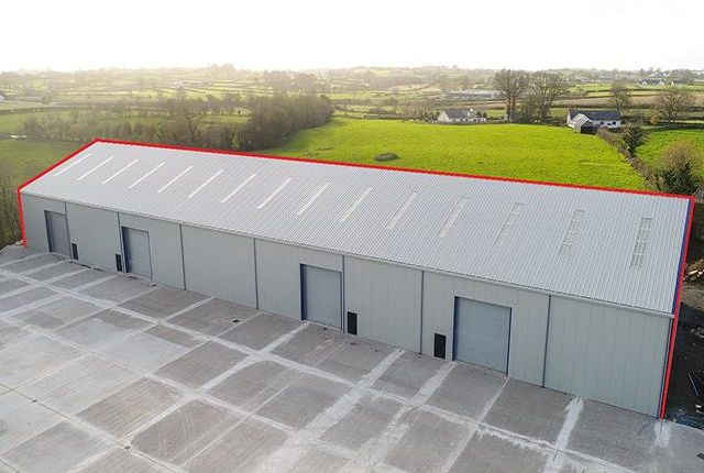 Thumbnail Warehouse to let in Annaghmore Road, Castledawson, Magherafelt, County Londonderry