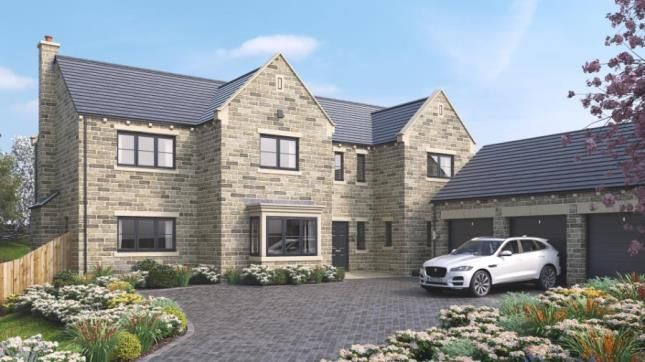 Thumbnail Detached house for sale in Huthwaite Lane, Thurgoland, Sheffield