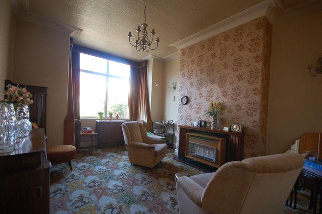 Living Room of Glastonbury Avenue, Marton, Blackpool, Lancashire FY1