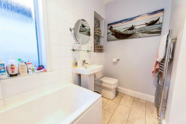 Bathroom of Park Avenue North, Abington, Northampton NN3