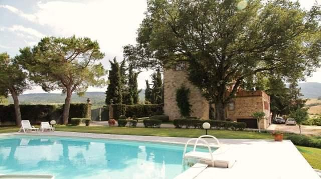 10 bed property for sale in Sarteano Si, Italy