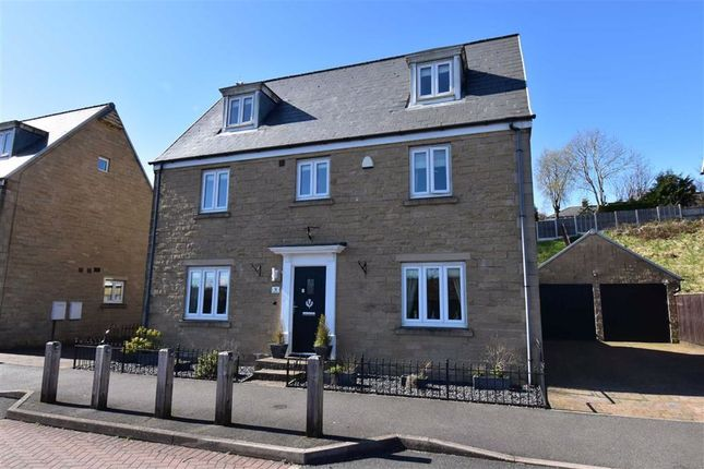 Thumbnail Detached house for sale in Hogshaw Drive, Buxton, Derbyshire