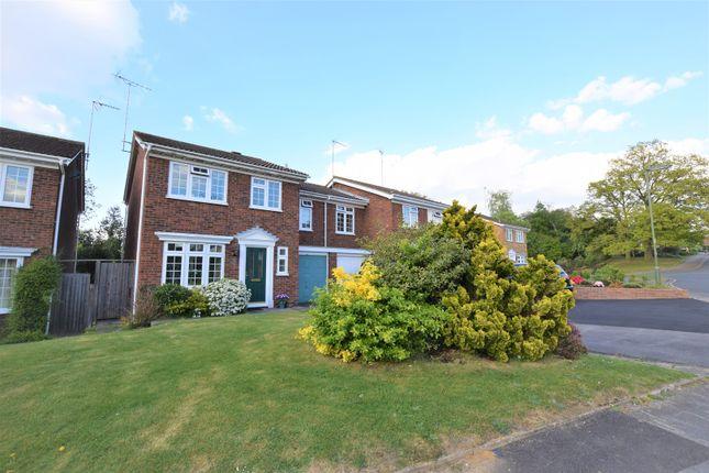 Thumbnail Semi-detached house for sale in Hillcrest, Weybridge