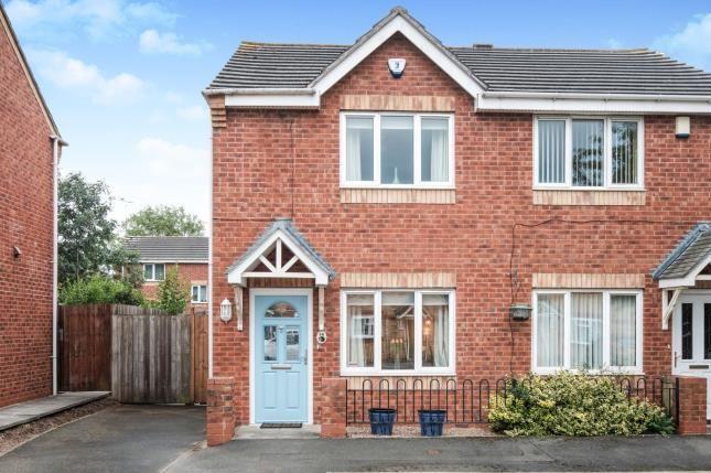 Thumbnail Semi-detached house for sale in Oakmeadow Avenue, Erdington, Birmingham, West Midlands