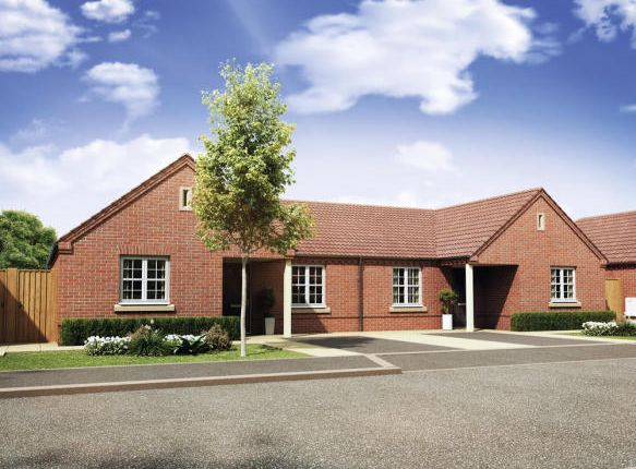 2 bedroom bungalow for sale in Goldfinch Way, Easingwold