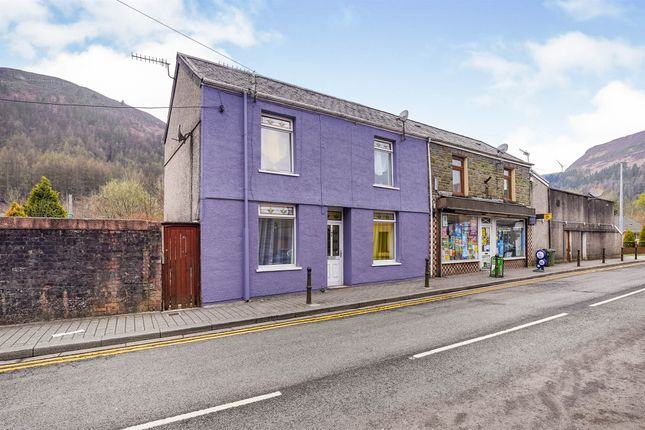 3 bed end terrace house for sale in Wyndham Street, Treherbert, Treorchy CF42