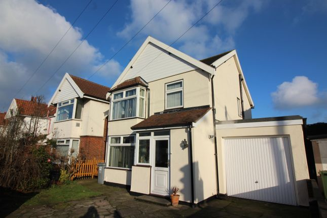 Thumbnail Detached house for sale in Cromer Road, Norwich