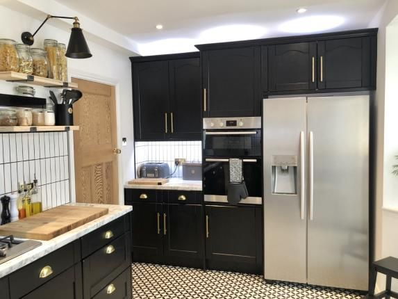 Kitchen of Maltby Road, Chessington KT9