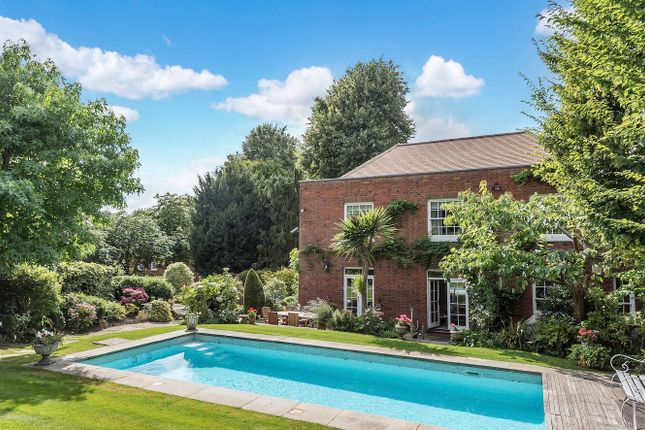 Thumbnail Detached house to rent in Church Row, Hampstead