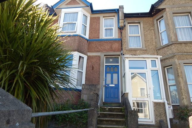 Thumbnail Flat to rent in Forest Road, Torquay