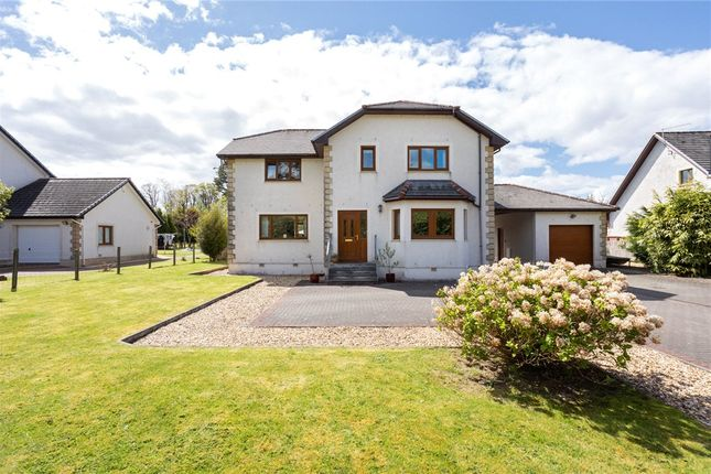 Thumbnail Detached house for sale in Innischonnel, Toward, Dunoon