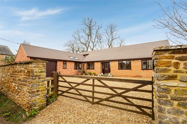 Thumbnail Detached bungalow for sale in Skinyard Lane, Long Buckby, Northampton