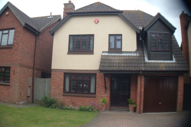Thumbnail Detached house for sale in Maryfield Close, Bexley, Kent