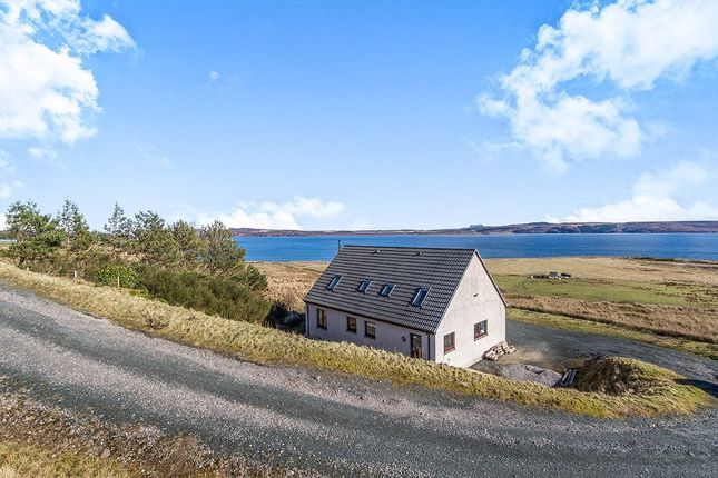 Thumbnail Detached house for sale in Midtown, Poolewe, Achnasheen