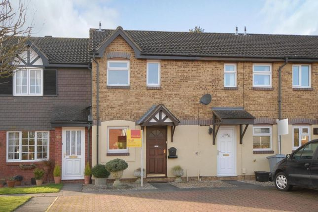 Thumbnail Terraced house to rent in Lovatt Close, Carterton