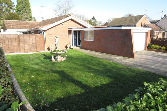 Thumbnail Detached bungalow for sale in Rectory Orchard, Lavendon, Olney