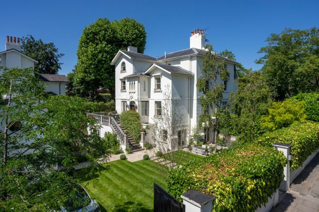 Thumbnail Detached house for sale in Langford Place, St John's Wood, London
