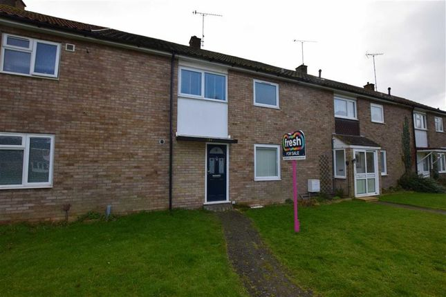 Thumbnail Terraced house for sale in Long Lynderswood, Basildon, Essex
