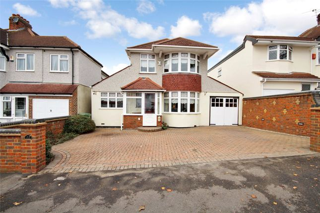 Thumbnail Detached house for sale in Cambridge Avenue, South Welling, Kent