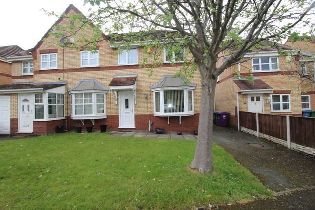 Thumbnail Semi-detached house for sale in Marlowe Drive, Liverpool, Merseyside