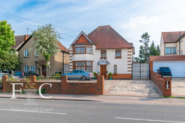 Thumbnail Detached house for sale in Church Lane, Cheshunt