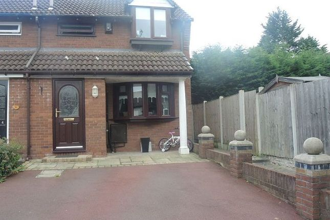 Thumbnail Semi-detached house for sale in Oakhill Close, West Derby, Liverpool