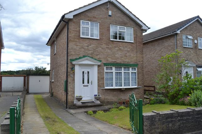 Thumbnail Detached house for sale in Hunters Park Avenue, Clayton, Bradford