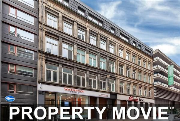 Thumbnail Flat for sale in 4/4, 55 Mitchell Street, City Centre, Glasgow